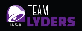 Taco Bell Team Lyders logo